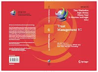 IFIP AICT 374 cover image
